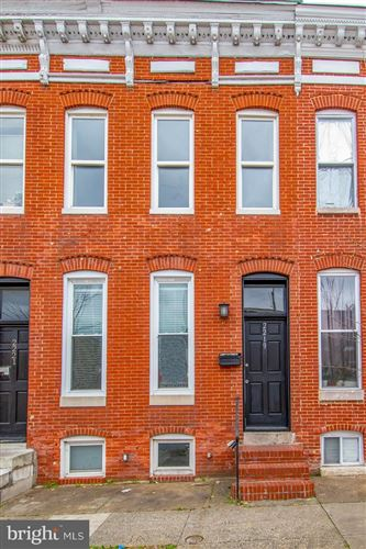 Photo of 2219 ORLEANS ST, BALTIMORE, MD 21231 (MLS # MDBA526798)