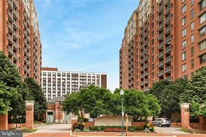 Photo of 11710 OLD GEORGETOWN RD #120, ROCKVILLE, MD 20852 (MLS # MDMC665798)
