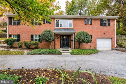Photo of 7908 ROCTON AVE, CHEVY CHASE, MD 20815 (MLS # MDMC683798)