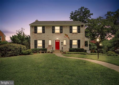 Photo of 12120 WHIPPOORWILL LN, ROCKVILLE, MD 20852 (MLS # MDMC712798)