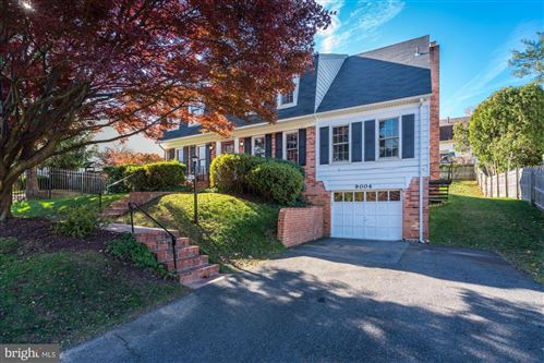 Photo of 9004 JONES MILL RD, CHEVY CHASE, MD 20815 (MLS # MDMC686800)