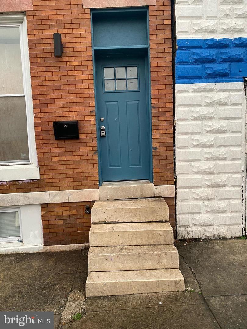 1826 N MILTON AVE, Baltimore, MD 21213 - MLS#: MDBA544800