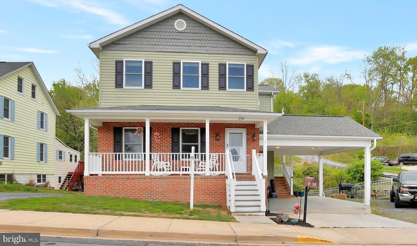 Photo of 219 E A ST, BRUNSWICK, MD 21716 (MLS # MDFR280800)