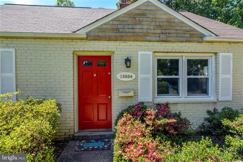 Photo of 10604 INWOOD AVE, SILVER SPRING, MD 20902 (MLS # MDMC684802)