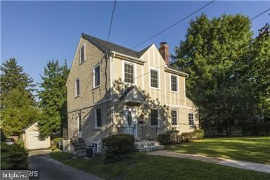Photo of 7201 45TH ST, CHEVY CHASE, MD 20815 (MLS # MDMC691802)