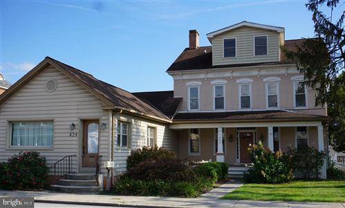 Photo of 422 MAIN ST., MCSHERRYSTOWN, PA 17344 (MLS # PAAD2001804)