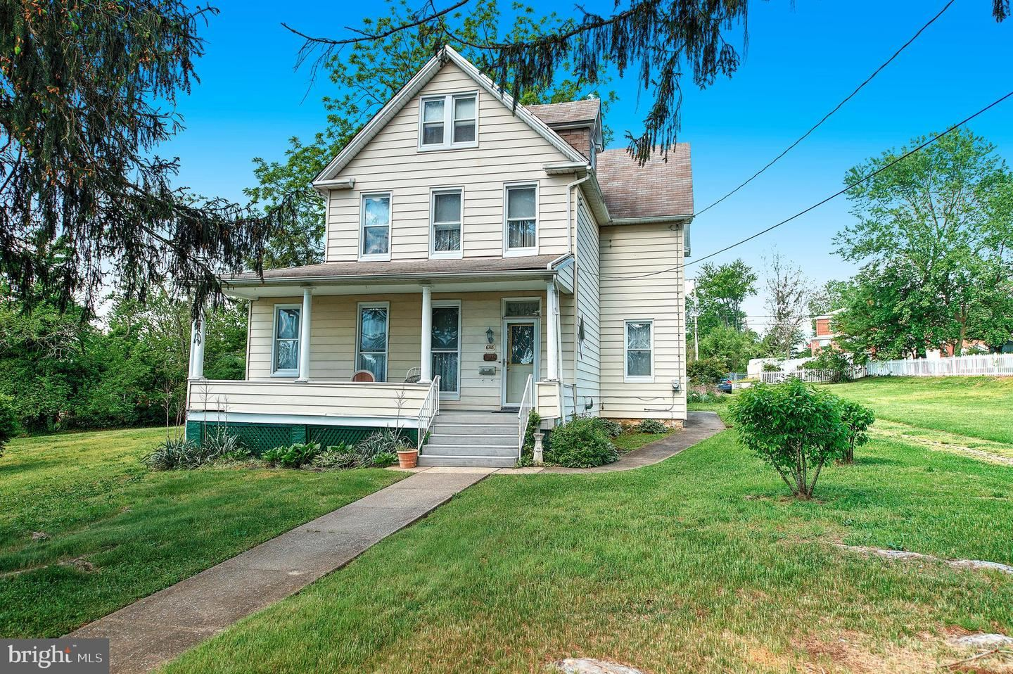 6718 EVERALL AVE, Baltimore, MD 21206 - MLS#: MDBA547804
