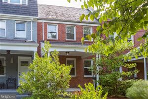 Photo of 16 FARRAGUT PL NW, WASHINGTON, DC 20011 (MLS # DCDC435806)