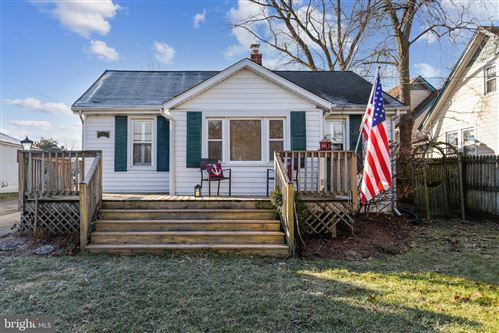 Photo of 1113 TYLER AVE, ANNAPOLIS, MD 21403 (MLS # MDAA456808)