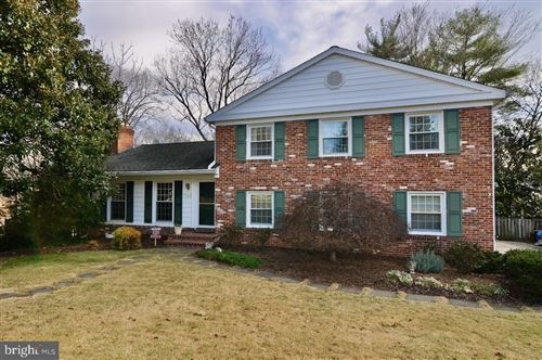 Photo of 7121 WOLFTREE LN, ROCKVILLE, MD 20852 (MLS # MDMC736808)