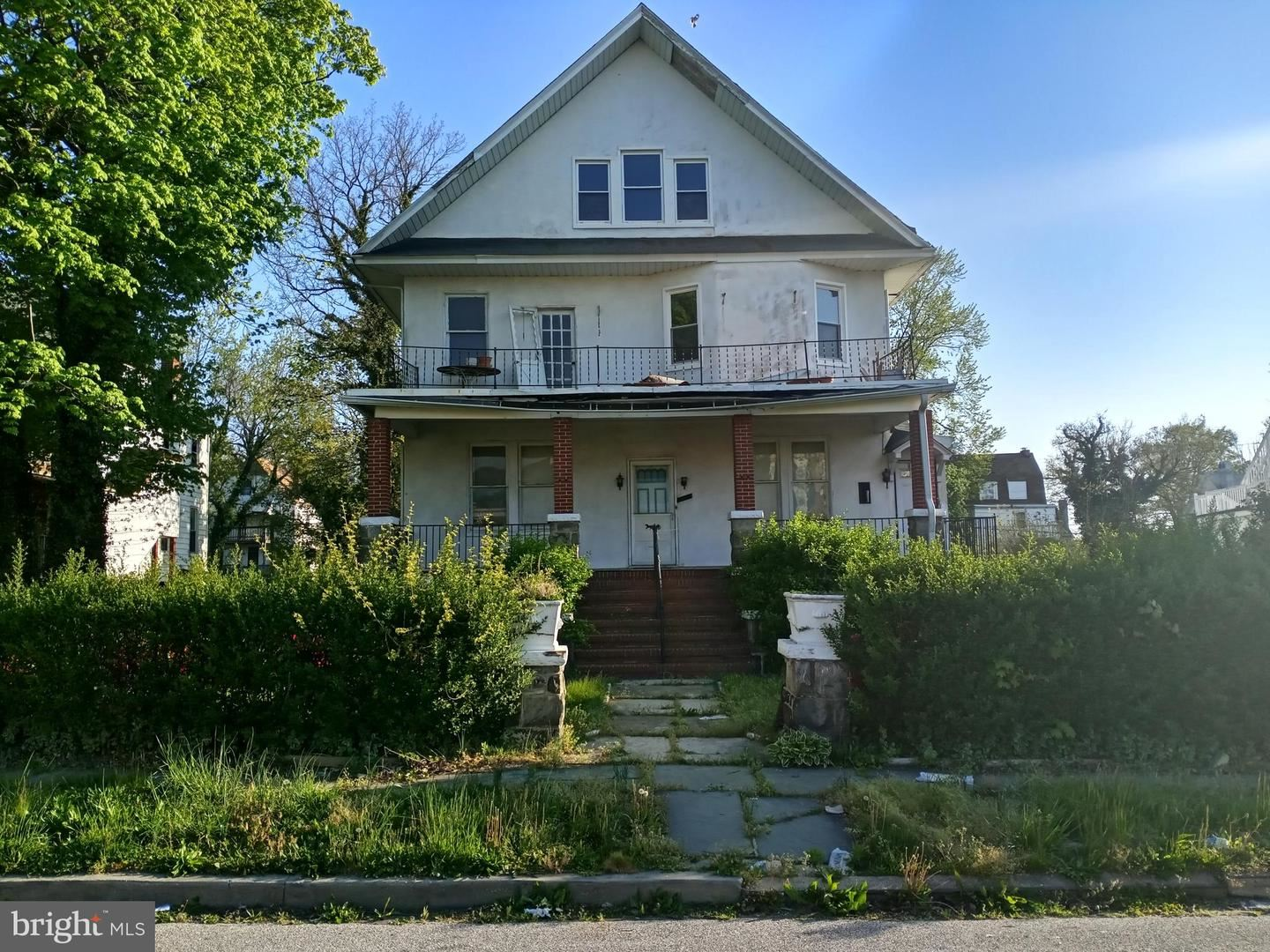 3706 FAIRVIEW AVE, Baltimore, MD 21216 - MLS#: MDBA548808