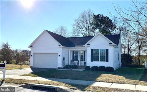 Tiny photo for 1106 TRICE MEADOWS CIR, DENTON, MD 21629 (MLS # MDCM124810)