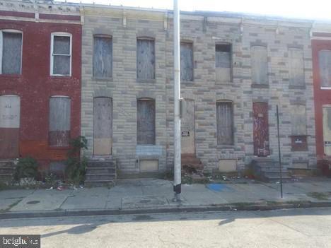 1931 RAMSAY ST, Baltimore, MD 21223 - MLS#: MDBA541810