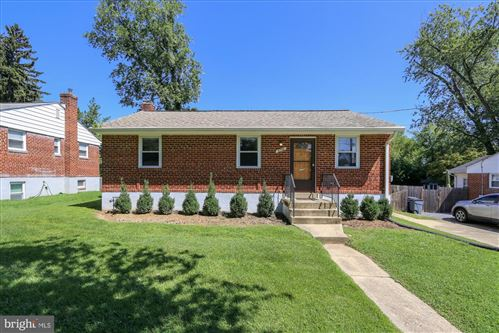 Photo for 4703 COACHWAY DR, ROCKVILLE, MD 20852 (MLS # MDMC2013812)