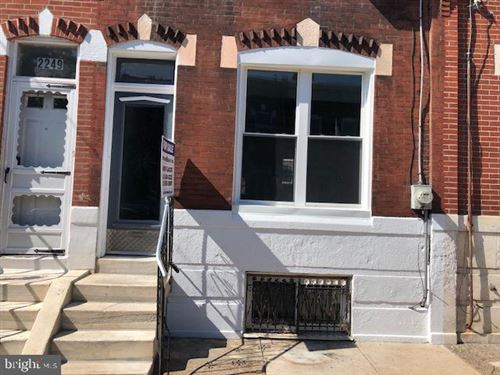 Photo of 2247 DICKINSON ST, PHILADELPHIA, PA 19146 (MLS # PAPH816812)