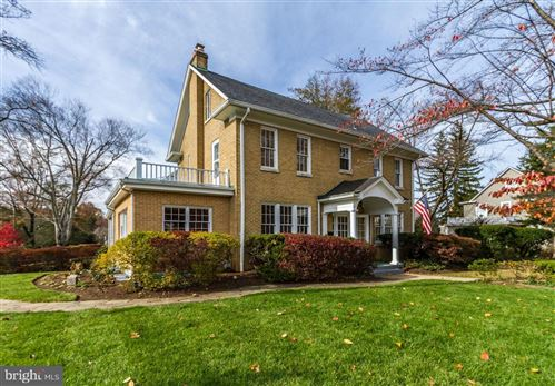 Photo of 7500 CONNECTICUT AVE, CHEVY CHASE, MD 20815 (MLS # MDMC668814)