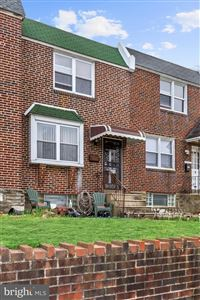 Photo of 6325 CRAFTON ST, PHILADELPHIA, PA 19149 (MLS # PAPH785814)