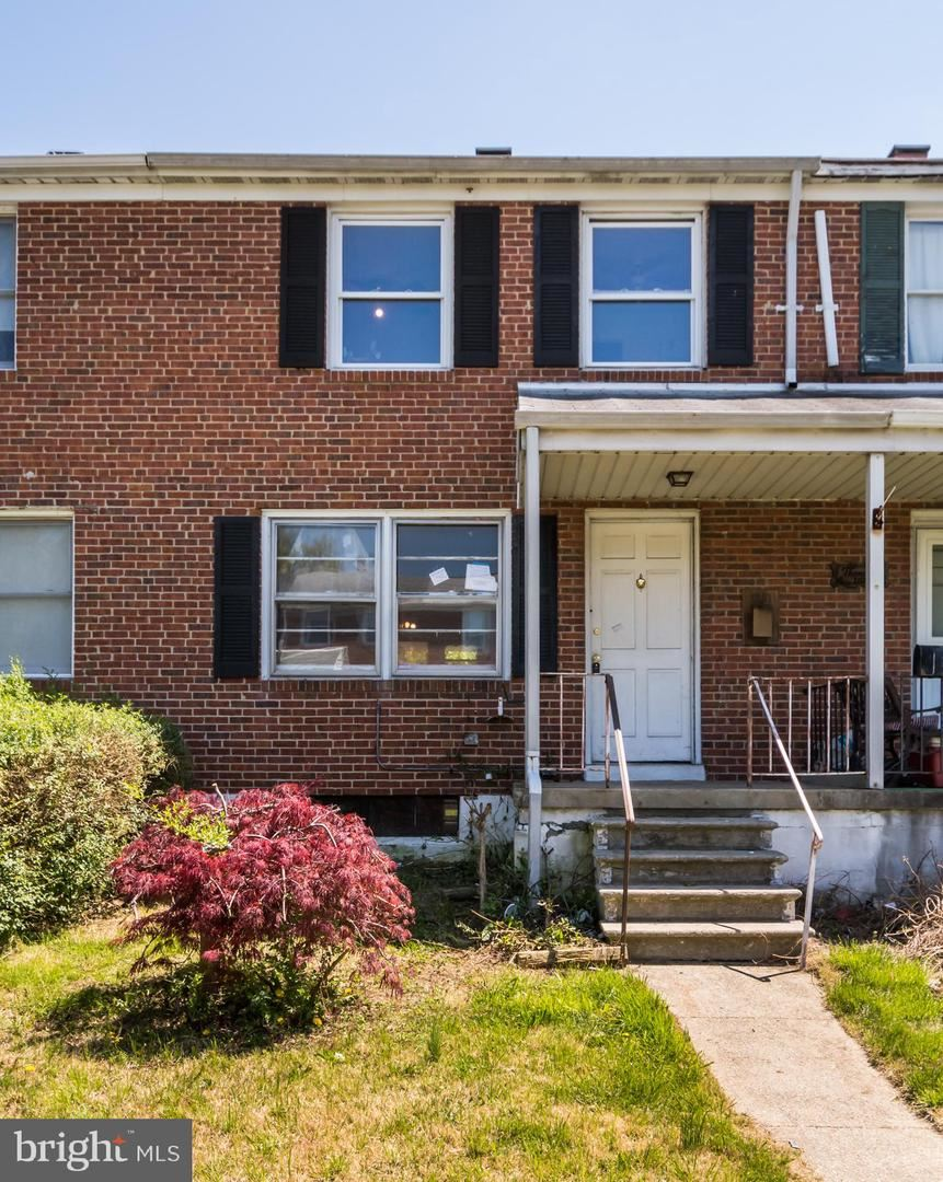1691 POLES RD, Baltimore, MD 21221 - MLS#: MDBC526814