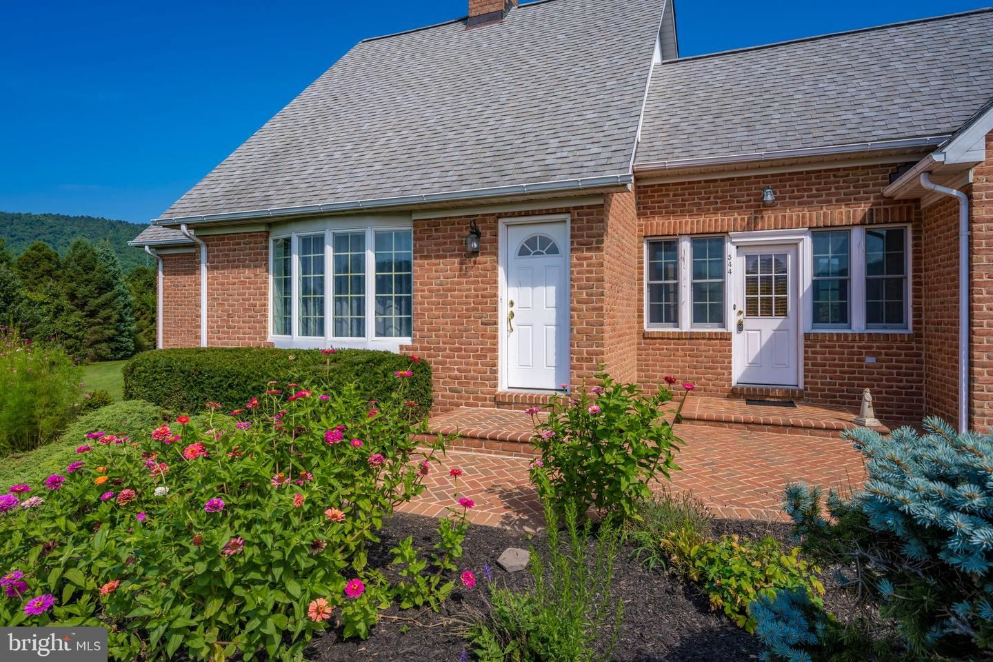 Photo of 544 PROSPECT HILL RD, KNOXVILLE, MD 21758 (MLS # MDWA173814)