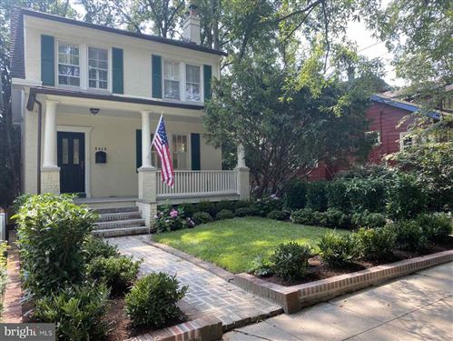 Photo of 5410 CATHEDRAL AVE NW, WASHINGTON, DC 20016 (MLS # DCDC488816)