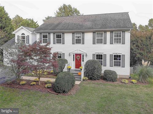 Photo of 4155 WEEPING WILLOW LN, HUNTINGTOWN, MD 20639 (MLS # MDCA178816)