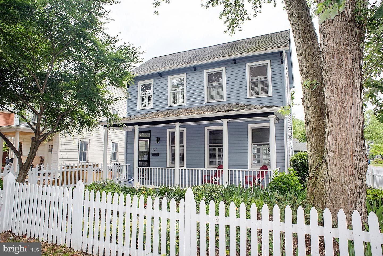 527 BURNSIDE ST, Annapolis, MD 21403 - MLS#: MDAA463816