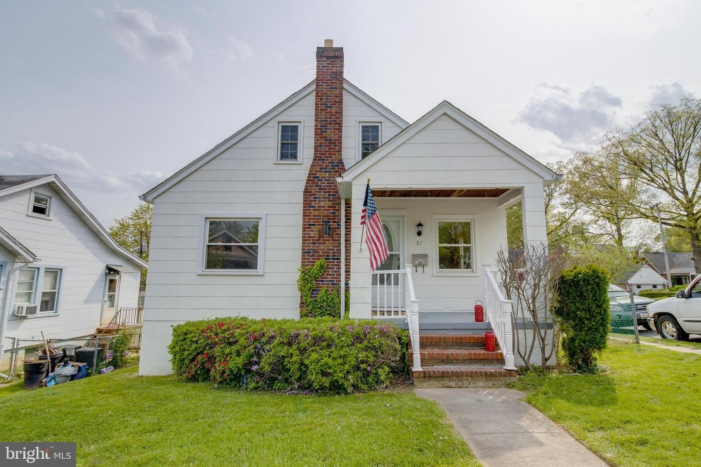 31 W ELM AVE, Baltimore, MD 21206 - MLS#: MDBC527816