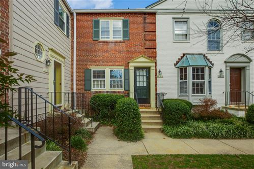 Photo of 4839 CHEVY CHASE DR #176, CHEVY CHASE, MD 20815 (MLS # MDMC696818)