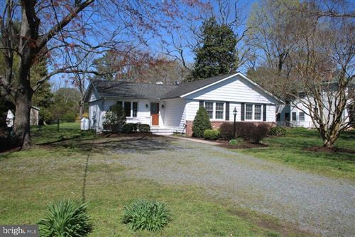 Photo of 29272 MAPLE AVE, TRAPPE, MD 21673 (MLS # MDTA137818)