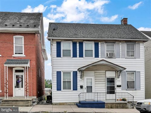 Photo of 334 W MAIN ST, ANNVILLE, PA 17003 (MLS # PALN2001818)