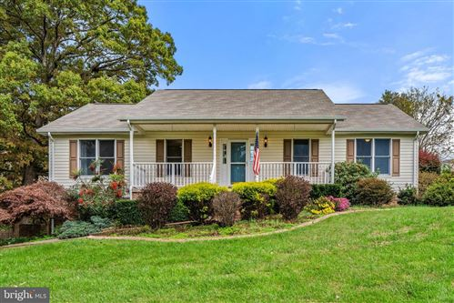 Photo of 9347 LEES RIDGE RD, WARRENTON, VA 20186 (MLS # VAFQ167818)