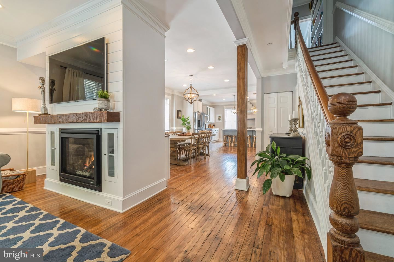 153 PRINCE GEORGE ST, Annapolis, MD 21401 - MLS#: MDAA463818