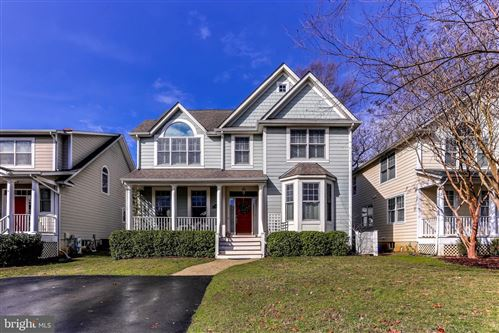 Photo of 196 S SOUTHWOOD AVE, ANNAPOLIS, MD 21401 (MLS # MDAA424820)