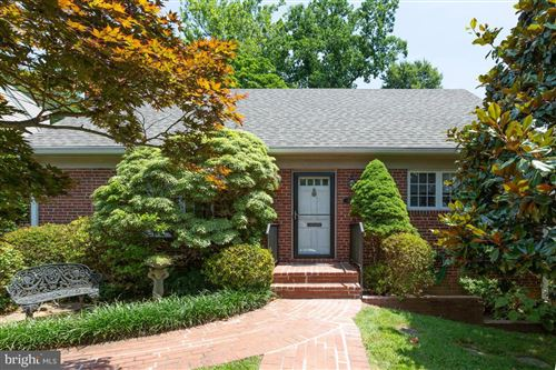 Photo of 8803 WALNUT HILL RD, CHEVY CHASE, MD 20815 (MLS # MDMC670820)