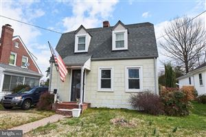 Photo of 809 MONCURE ST, FREDERICKSBURG, VA 22401 (MLS # VAFB113820)