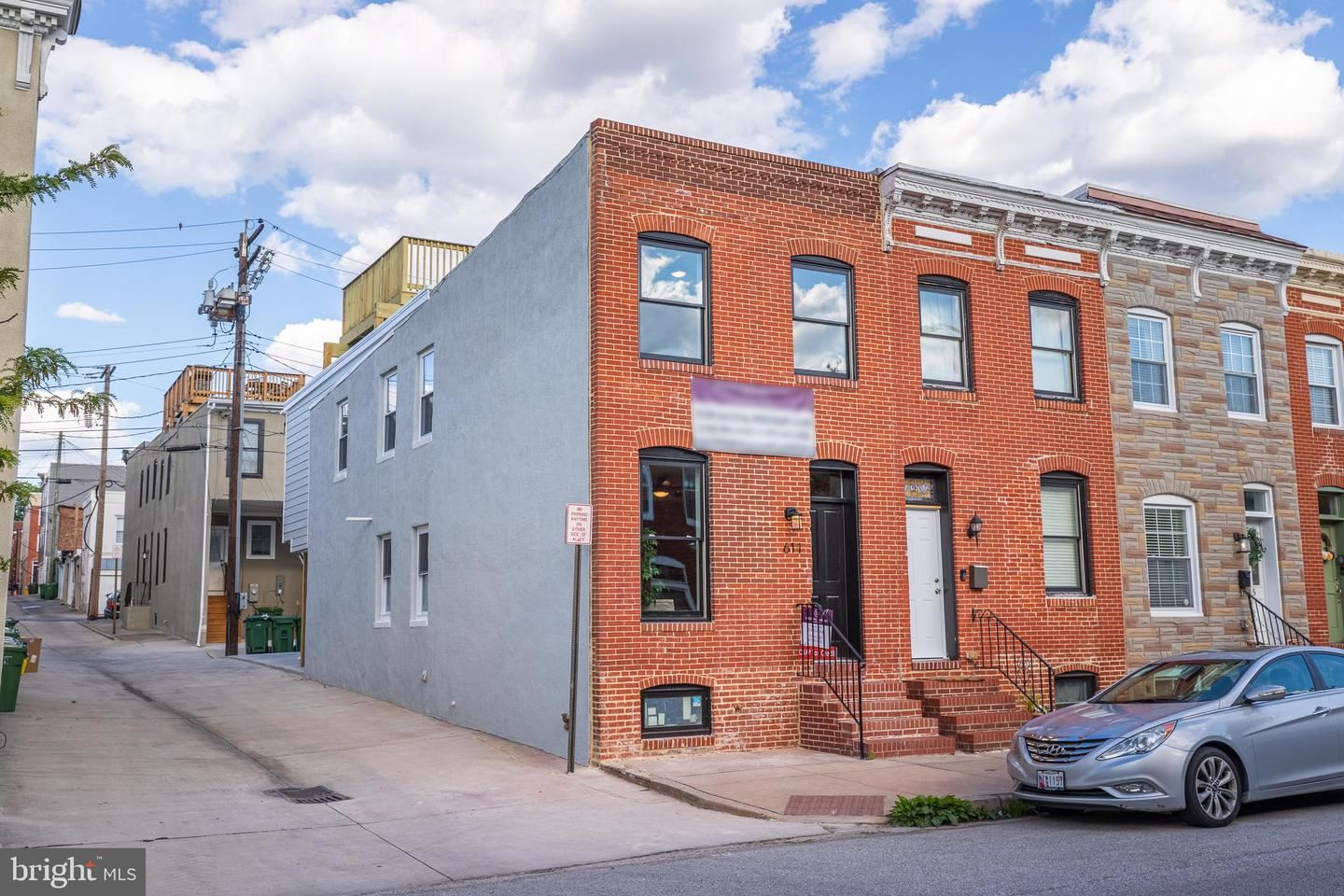 611 S EAST AVE, Baltimore, MD 21224 - MLS#: MDBA549820