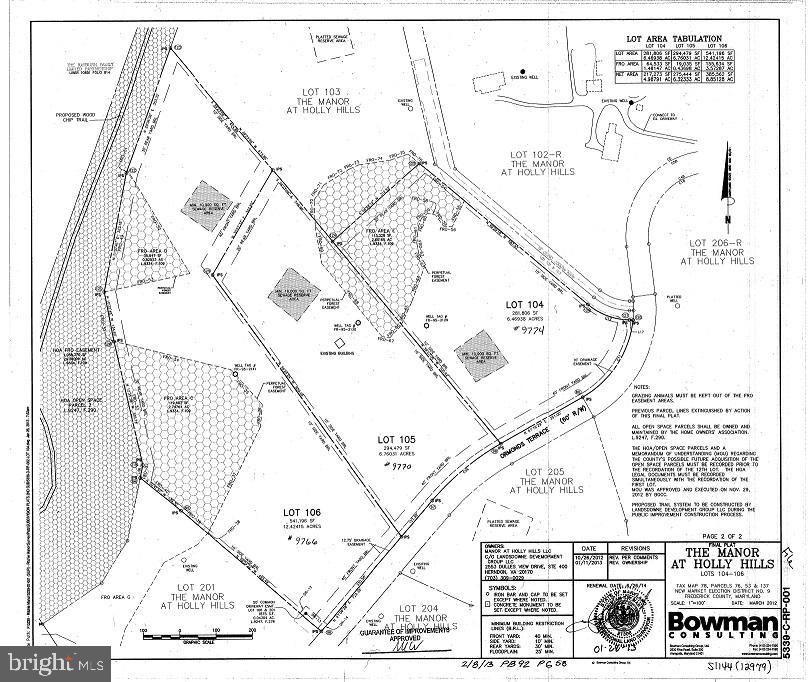 Photo of 9766 ORMONDS TER, IJAMSVILLE, MD 21754 (MLS # MDFR263820)