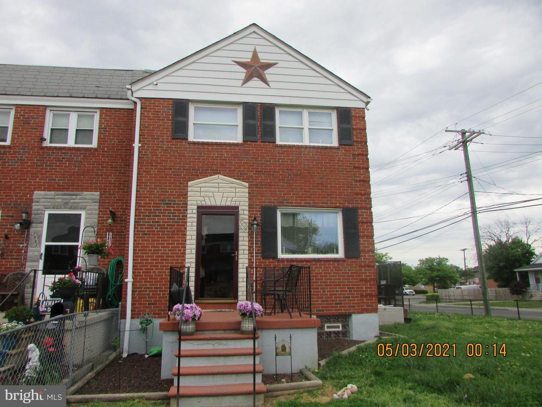 7894 HAROLD RD, Baltimore, MD 21222 - MLS#: MDBC527822