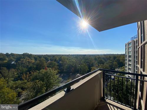 Photo of 4620 N PARK AVE #1206W, CHEVY CHASE, MD 20815 (MLS # MDMC724824)