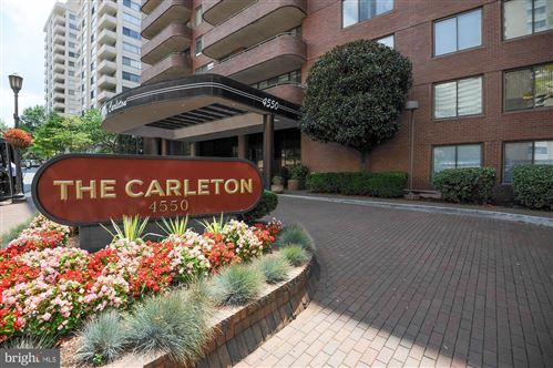 Photo of 4550 N PARK AVE #414, CHEVY CHASE, MD 20815 (MLS # MDMC738824)