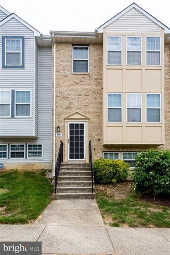 Photo of 4141 CANDY APPLE LN #4, SUITLAND, MD 20746 (MLS # MDPG602824)