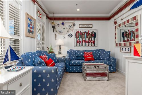 Tiny photo for 33 CANAL SIDE MEWS E, OCEAN CITY, MD 21842 (MLS # MDWO119824)