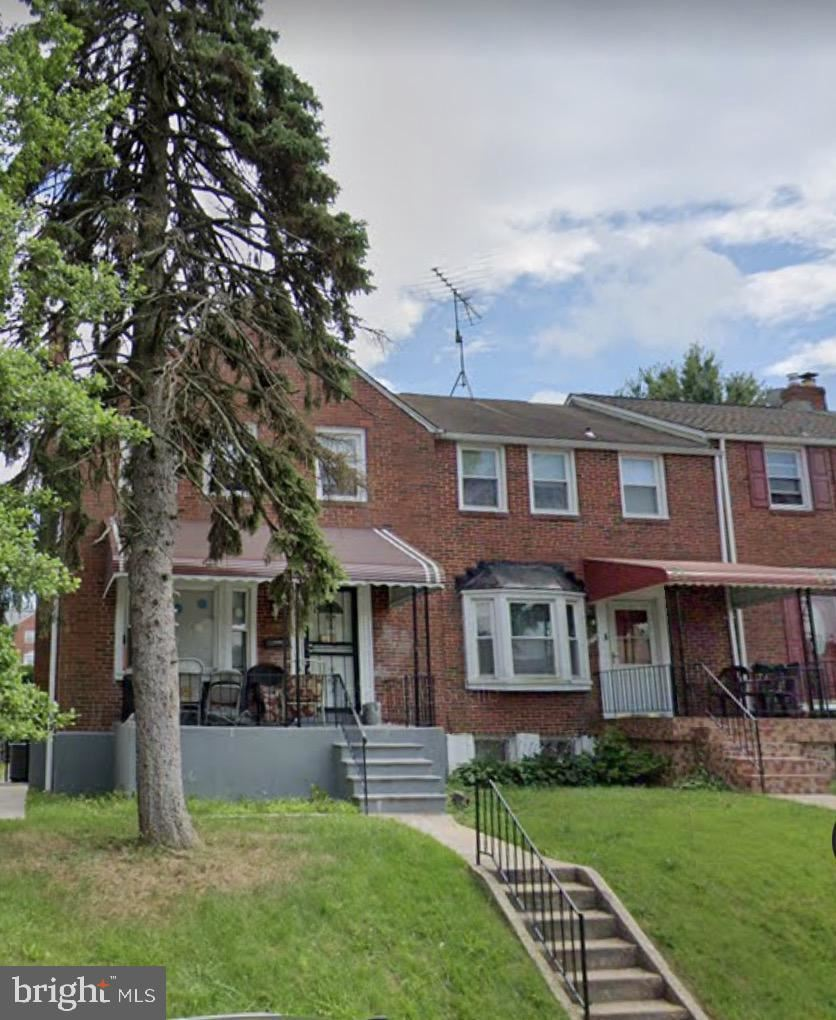 2027 RAMBLEWOOD RD, Baltimore, MD 21239 - MLS#: MDBA514824