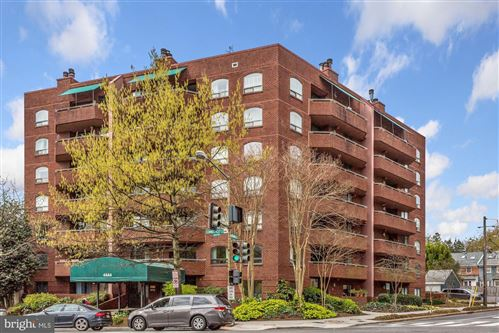 Photo of 4444 CONNECTICUT AVE NW #502, WASHINGTON, DC 20008 (MLS # DCDC504826)