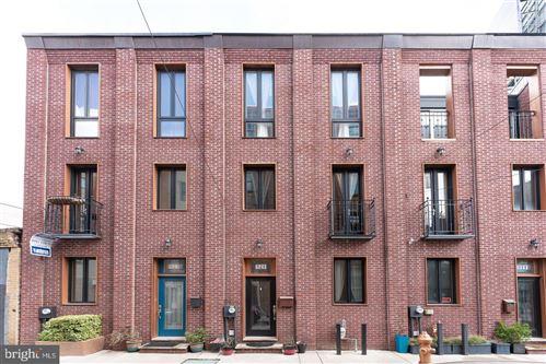Photo of 821 N HANCOCK ST, PHILADELPHIA, PA 19123 (MLS # PAPH953826)