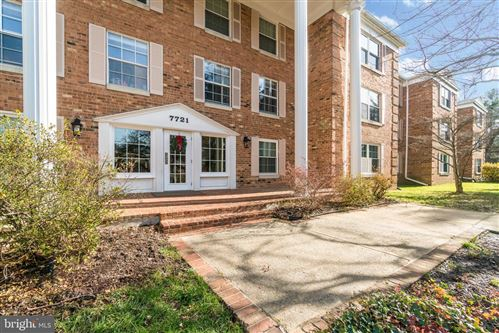 Photo of 7721 TREMAYNE PL #312, MCLEAN, VA 22102 (MLS # VAFX1171826)