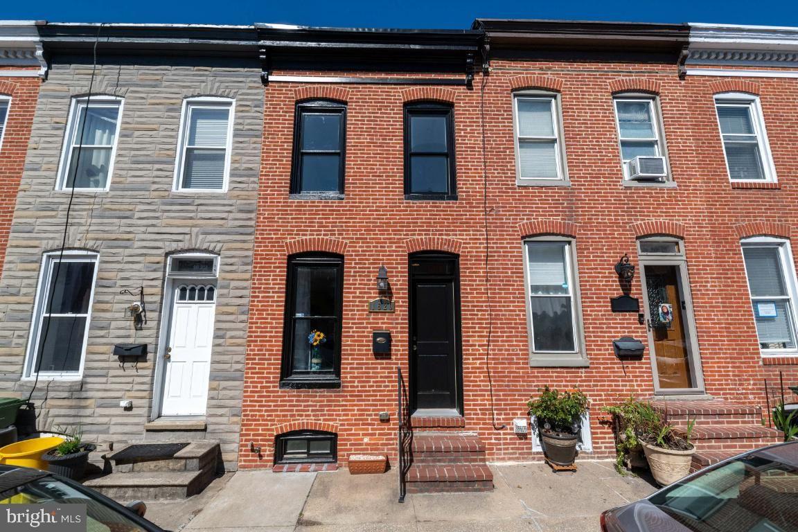 1620 CLARKSON ST, Baltimore, MD 21230 - MLS#: MDBA550826