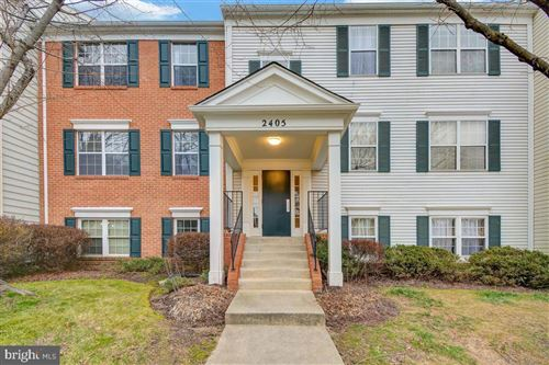Photo of 2405 NORMANDY SQUARE PL #12, SILVER SPRING, MD 20906 (MLS # MDMC2018828)