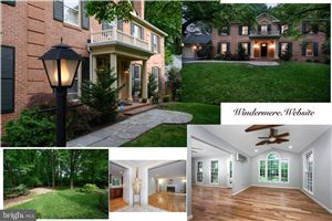 Photo of 6309 WINDERMERE CIR, NORTH BETHESDA, MD 20852 (MLS # MDMC676828)