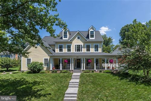 Photo of 4825 DERUSSEY PKWY, CHEVY CHASE, MD 20815 (MLS # MDMC752828)